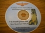 F-18 E/F Super Hornet Ejection Seat Manual on CD