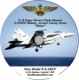 F-18 E/F  Flight Manual on CD